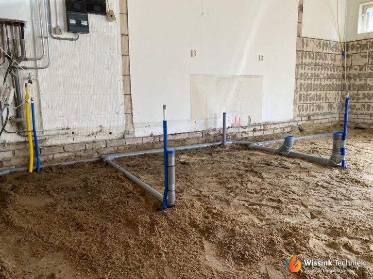 Verbouw kantoor tot 2 appartementen te Denekamp
